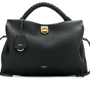MULBERRY Large  Iris Leather Top Handle Bag